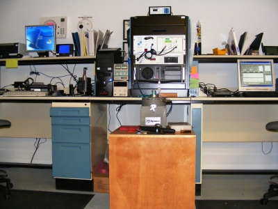 vibration device and Accelerometer Calibrations in our lab