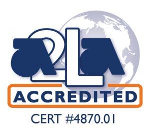 DGI Metrology Accreditation